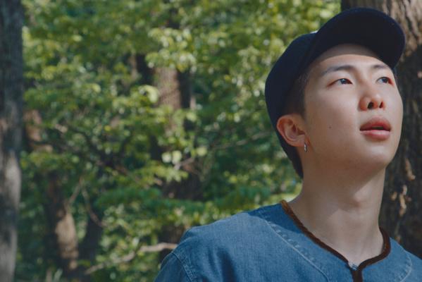 Кадр фильма BTS: Разбей тишину: Фильм