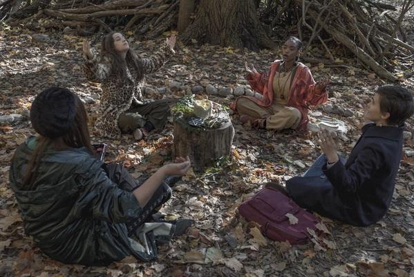 Кадр фильма Колдовство: Новый ритуал