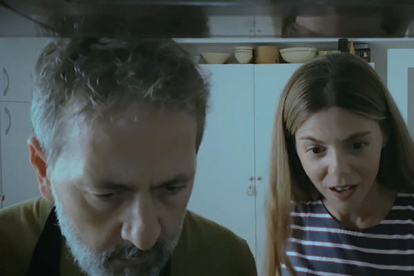 Кадр фильма Карантинные истории