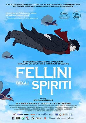 Постер фильма Феллини и духи