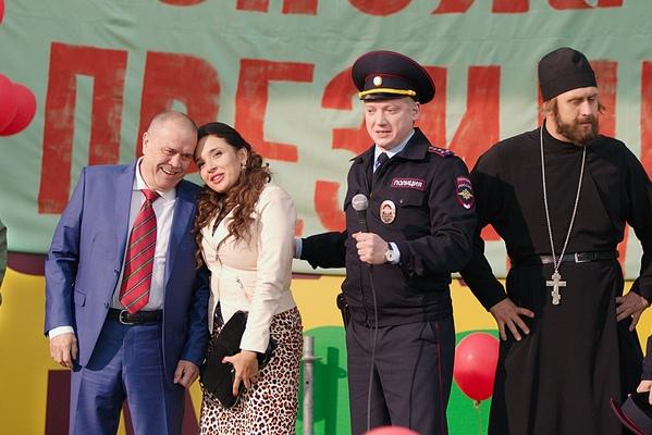 Кадр фильма День города