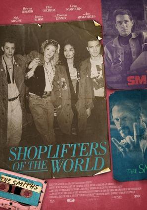 Постер фильма Магазинные воришки всего мира