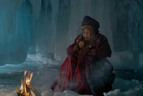 Кадр фильма Байкал. Удивительные приключения Юмы