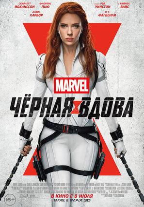 Постер фильма Чёрная Вдова