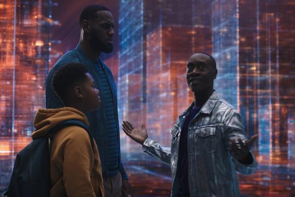 Кадр фильма Космический джем: Новое поколение