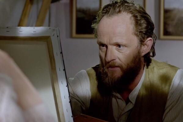 Кадр фильма Влюбленный Ван Гог