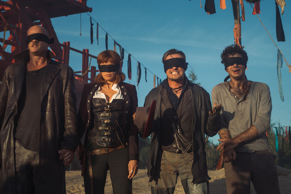 Кадр фильма Бендер: Золото империи