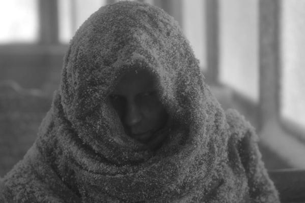 Кадр фильма Блокадный дневник