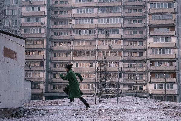 Кадр фильма Петровы в гриппе