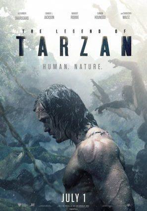Постер фильма Тарзан. Легенда