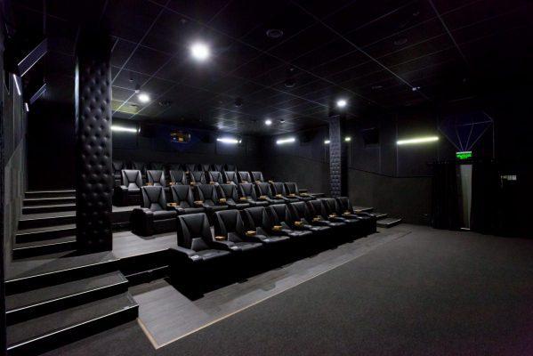 Кинотеатр Silver Cinema