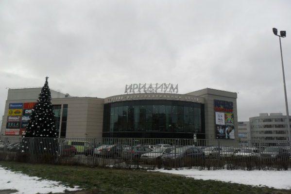 Кинотеатр Каро 4 Иридиум