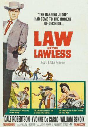 Законы беззаконных