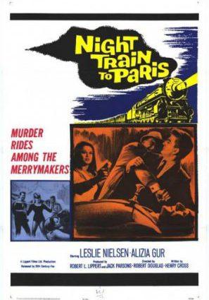 Ночной поезд до Парижа