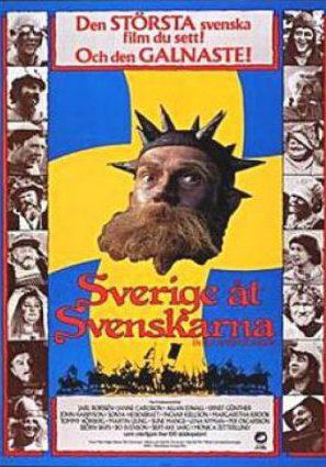 Швецию – шведам