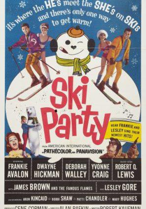 Веселье на лыжах
