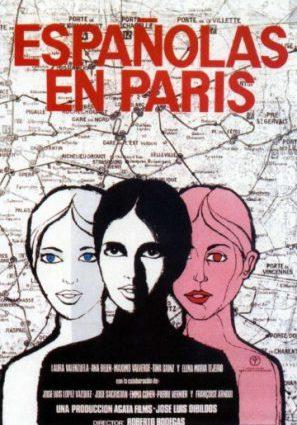 Испанки в Париже