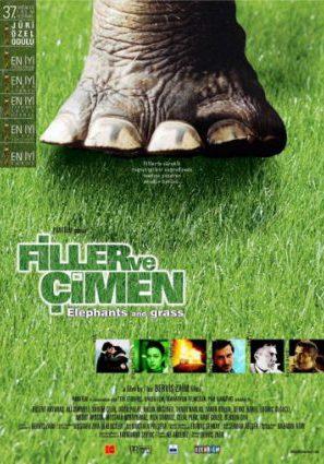 Слон и трава