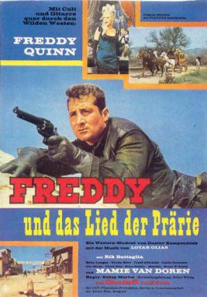 Фредди и песня прерий