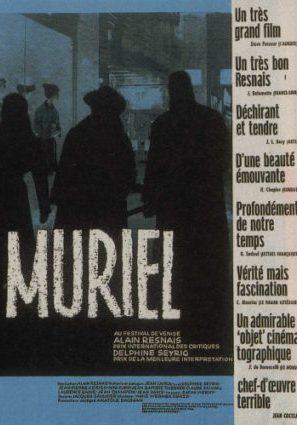 Мюриэль, или Время возвращения