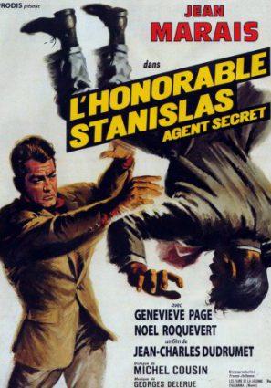 Благородный Станислас, секретный агент