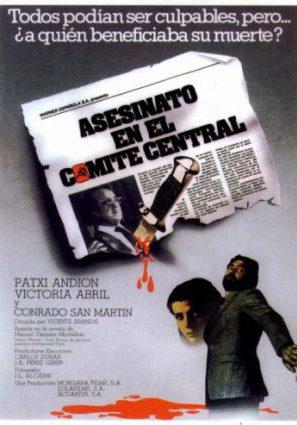 Убийство в Центральном комитете