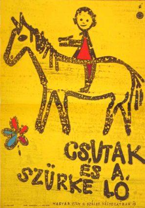 Чутак и серая лошадь