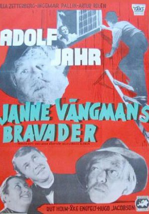 Janne Vängmans bravader