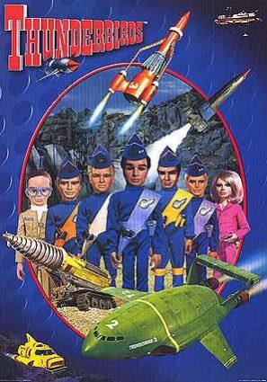 Тандерберды: Международные спасатели (сериал 1965 – 1966)