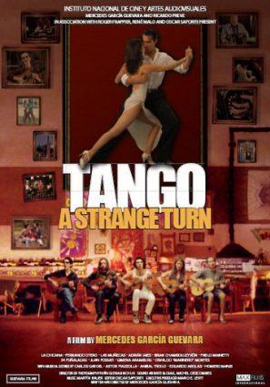 Танго, странный оборот