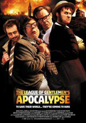 Лига джентльменов: Апокалипсис
