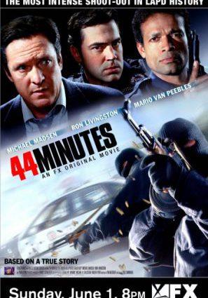 44 минуты: Бойня в северном Голливуде (ТВ)