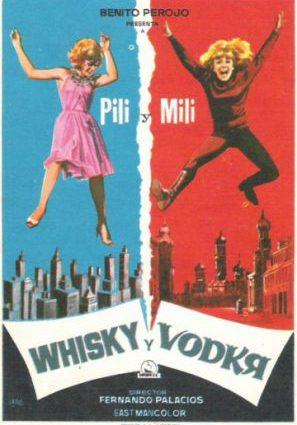 Виски и водка