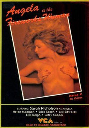 Анжела – женщина-фейерверк