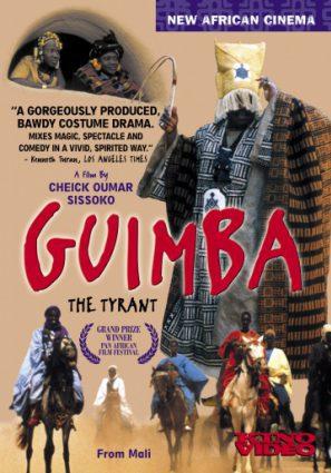 Гимба, тиран своей эпохи