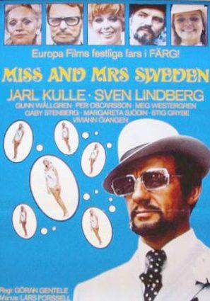 Мисс и миссис Швеция