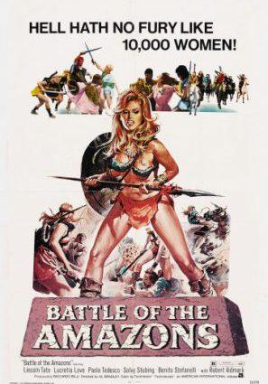 Амазонки – женщины любви и войны