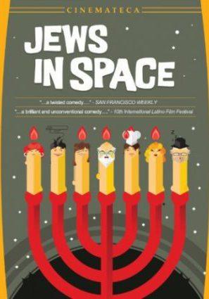 Judíos en el espacio (o por que es diferente esta noche a las demás noches)