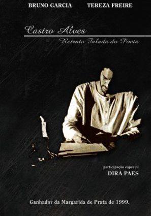 Кастро Алвес – фоторобот поэта