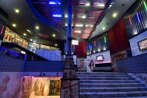 Кинотеатр соловей 2 зал