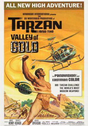 Тарзан и Золотая долина